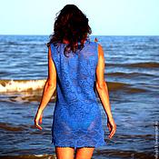 """Одежда ручной работы. Ярмарка Мастеров - ручная работа Туника-платье """"Розы"""". Handmade."""
