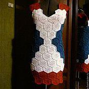 Одежда ручной работы. Ярмарка Мастеров - ручная работа Платье Песочные часы. Handmade.
