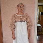 Одежда ручной работы. Ярмарка Мастеров - ручная работа Платье в народном русском стиле. Handmade.