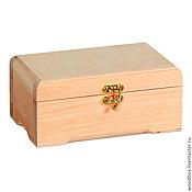 Материалы для творчества handmade. Livemaster - original item WK 16107 cm. SELL out until 29.06: the box is a blank for decoupage. Handmade.