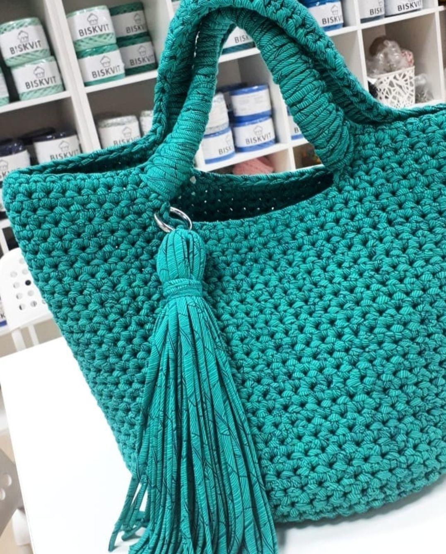 Пляжная сумка шоппер, Пляжная сумка, Москва,  Фото №1