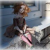 Куклы и игрушки ручной работы. Ярмарка Мастеров - ручная работа Антуанета или просто Анечка. Handmade.