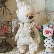 Куклы и игрушки ручной работы. Ярмарка Мастеров - ручная работа Мишка для Елены. Handmade.