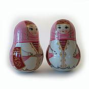 Русский стиль handmade. Livemaster - original item Tumbler with the ringing of