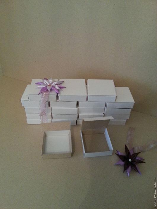 Персональные подарки ручной работы. Ярмарка Мастеров - ручная работа. Купить коробочка упаковочная. Handmade. Коричневый, упаковка, упаковка для мыла