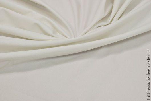 Шитье ручной работы. Ярмарка Мастеров - ручная работа. Купить Хлопок 02-003-1660. Handmade. Белый, Плательная ткань
