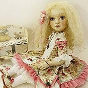 Куклы и игрушки ручной работы. Ярмарка Мастеров - ручная работа София. Текстильная кукла. Handmade.