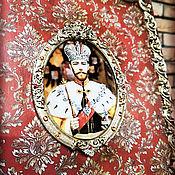 Для дома и интерьера handmade. Livemaster - original item Box-Tome the Emperor of the Russian. Handmade.