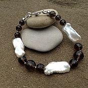 Украшения handmade. Livemaster - original item Silver bracelet