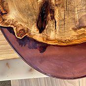 Столы ручной работы. Ярмарка Мастеров - ручная работа Журнальный столик Benevsha. Handmade.