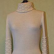 """Одежда ручной работы. Ярмарка Мастеров - ручная работа Платье"""" с буфами"""". Handmade."""