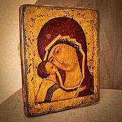 Картины и панно handmade. Livemaster - original item The Icon Of The Mother Of God Igorevskaya. Handmade.