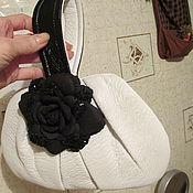 Свадебный салон ручной работы. Ярмарка Мастеров - ручная работа Декоративная сумочка. Handmade.