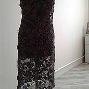 Платья ручной работы. Ярмарка Мастеров - ручная работа Платье ирландское кружево. Handmade.