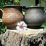 Кружки ручной работы. Ярмарка Мастеров - ручная работа Чайная чашка. Handmade.