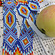 Gerdan 'eagle',Gerdan, Gaitan, decoration on the neck. Gerdan. Slava. My Livemaster. Фото №5
