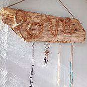 Для дома и интерьера handmade. Livemaster - original item Driftwood sea housekeeper. Handmade.