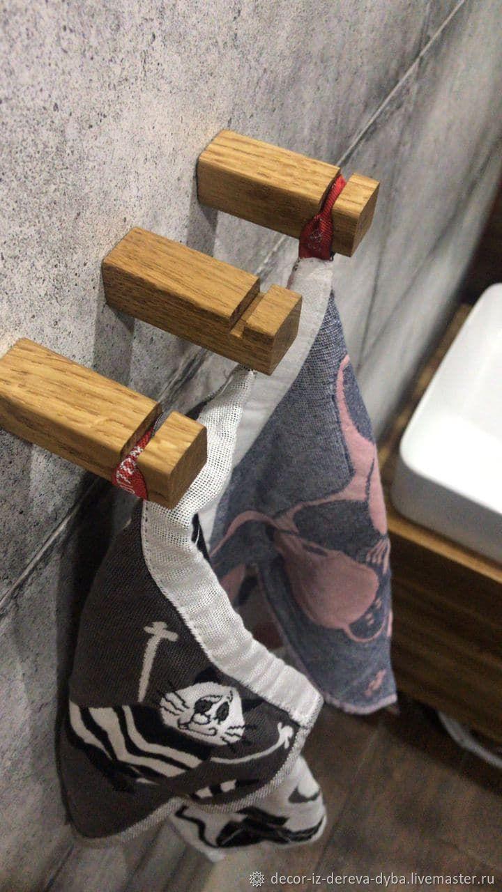 Крючки вешалки деревянные Es, Вешалки и крючки, Санкт-Петербург,  Фото №1