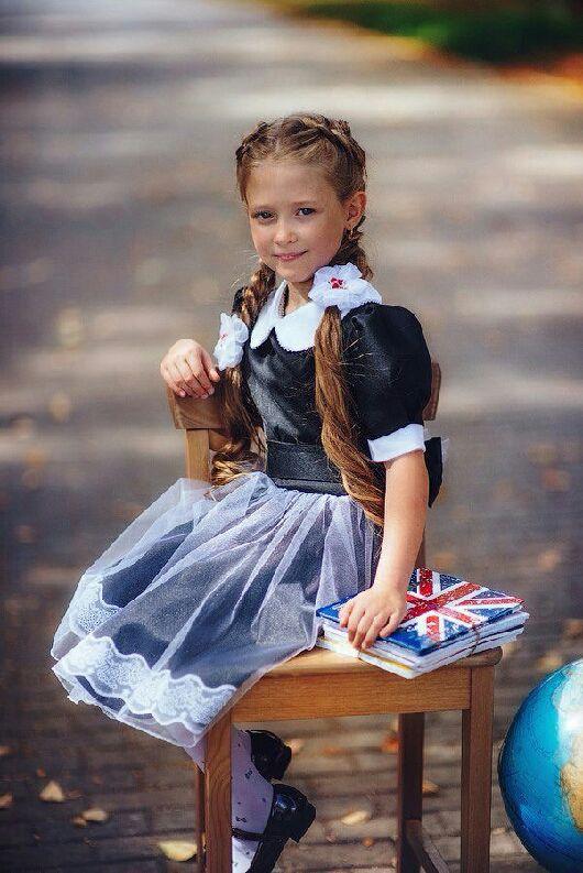 Фото девушки униформа 18 2 фотография