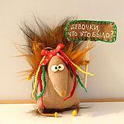 Приколы ручной работы. Ярмарка Мастеров - ручная работа Подарок - Белка:)Авторская игрушка:). Handmade.