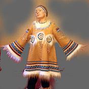 Одежда ручной работы. Ярмарка Мастеров - ручная работа Народы Севера. Handmade.