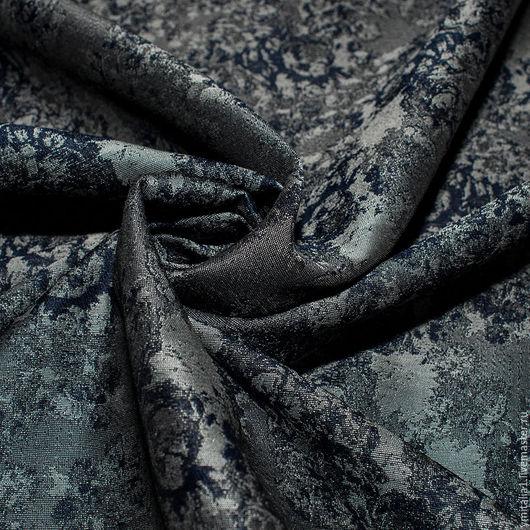 Шитье ручной работы. Ярмарка Мастеров - ручная работа. Купить Жаккард  вискозный NARCISO RODRIGUEZ. Handmade. Итальянские ткани