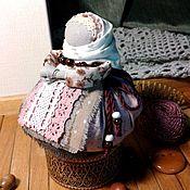 Куклы и игрушки ручной работы. Ярмарка Мастеров - ручная работа Кукла оберег Травушка -мятушка. Handmade.