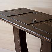 """Столы ручной работы. Ярмарка Мастеров - ручная работа Стол """"Brutal"""". Журнальный стол. Handmade."""
