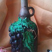 Сувениры и подарки ручной работы. Ярмарка Мастеров - ручная работа гроздь винограда. Handmade.