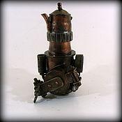 "Сувениры и подарки handmade. Livemaster - original item Флешка ""Печка чайного пьяницы"". Handmade."