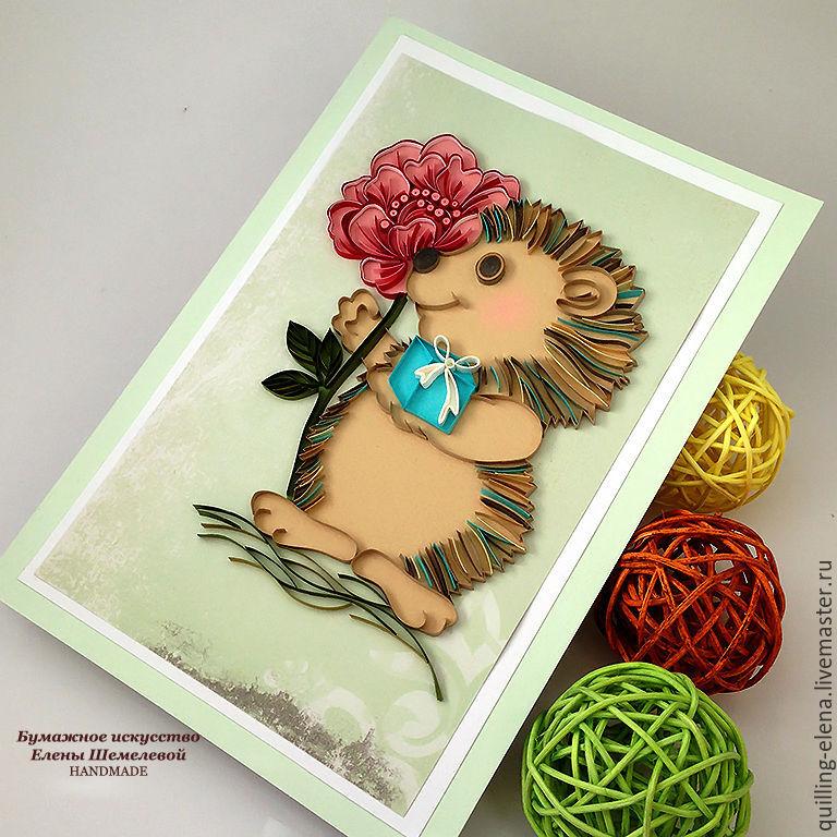 Открытки ручной работы елена, открытки мини картинки
