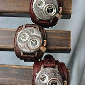 """Украшения ручной работы. Ярмарка Мастеров - ручная работа Часы Безумный Макс 2 """". Handmade."""