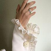 Одежда ручной работы. Ярмарка Мастеров - ручная работа Блуза 1020 вискоза барокко. Handmade.