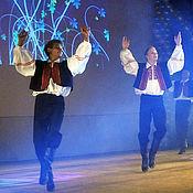 Одежда ручной работы. Ярмарка Мастеров - ручная работа Румынский национальный костюм. Handmade.