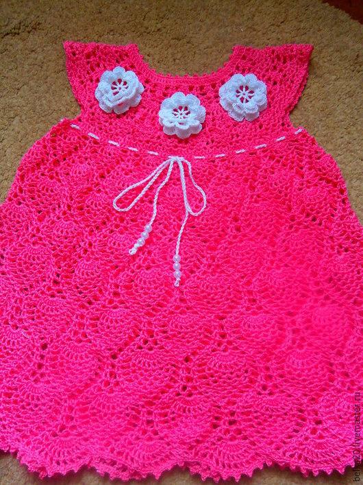 Одежда для девочек, ручной работы. Ярмарка Мастеров - ручная работа. Купить Платье с розочками. Handmade. Платье для девочки, нарядное платье