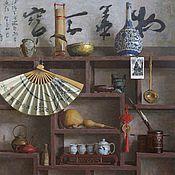 Картины ручной работы. Ярмарка Мастеров - ручная работа Вспоминая Китай. Handmade.
