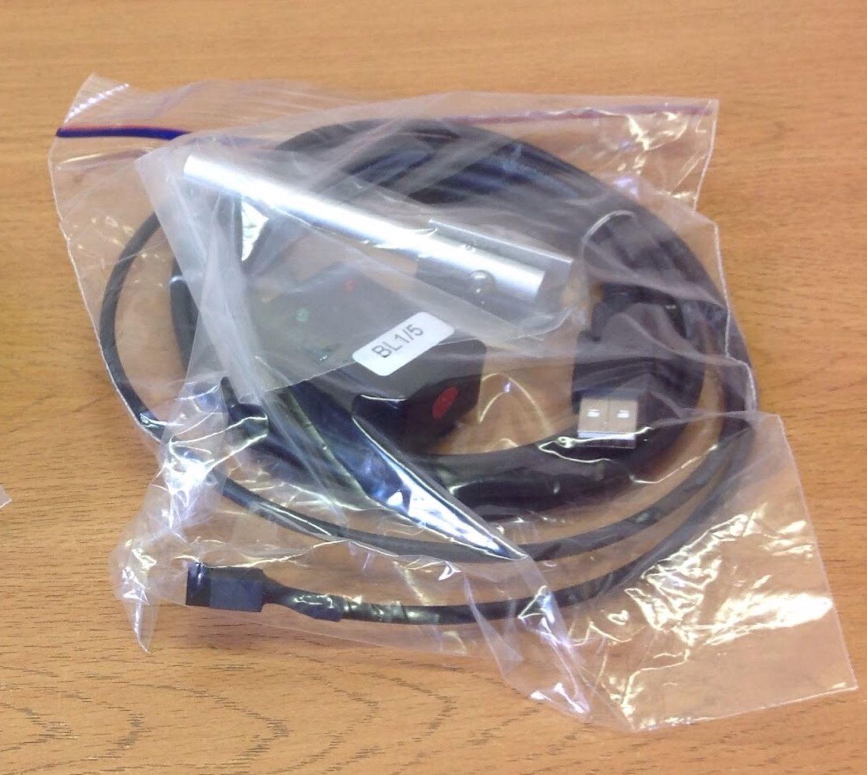 Кабель BrotherLink 5 USB для передачи рисунка, Инструменты для вязания, Геленджик,  Фото №1