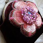 Сумки и аксессуары handmade. Livemaster - original item Evening purse clasp