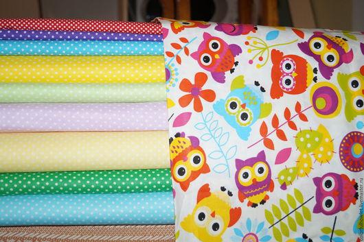 Ткань в горошек, горошек, мятный горошек, купить ткань в горошек, купить хлопок в горошек, ткань для творчества, ткань для шитья, ткань для рукоделия