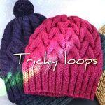 Tricky loops (trickyloops) - Ярмарка Мастеров - ручная работа, handmade