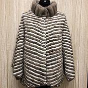 Одежда handmade. Livemaster - original item Fur jacket