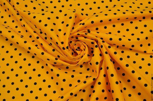 Шитье ручной работы. Ярмарка Мастеров - ручная работа. Купить Итальянский хлопок. Handmade. Ткань, итальянские ткани, платье