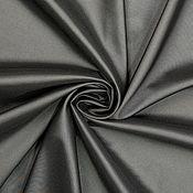 Материалы для творчества handmade. Livemaster - original item Fabric: Italian viscose lining color grey. Handmade.