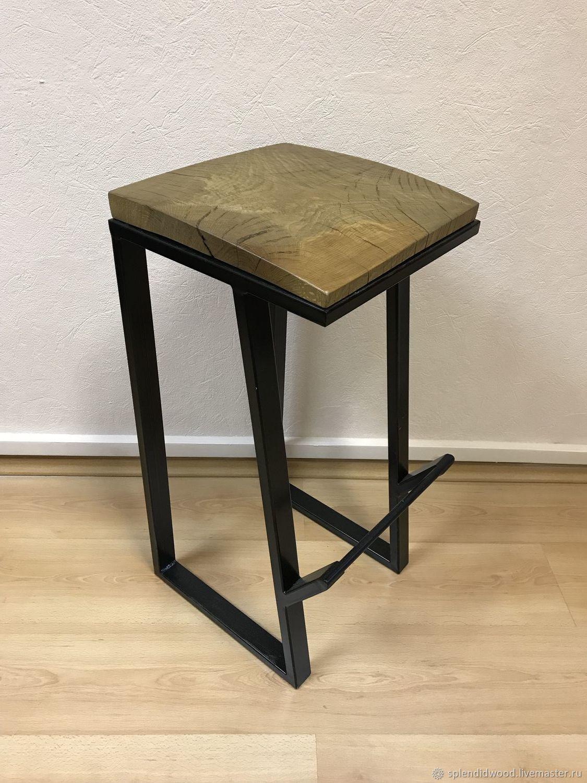 Барный стул в стиле Лофт, Мебель, Москва, Фото №1