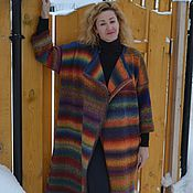 Одежда handmade. Livemaster - original item Coat Prague autumn-2 oversized. Handmade.