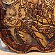 Животные ручной работы. Картины из дерева ручной работы.. Александр. Интернет-магазин Ярмарка Мастеров. Картина, животные, резьба по дереву