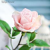 Цветы и флористика ручной работы. Ярмарка Мастеров - ручная работа Бутонные розы ручной работы из полимерной глины. Handmade.