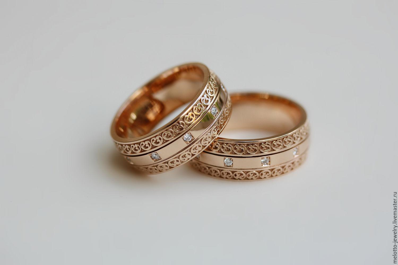 Обручальные кольца во владимире купить