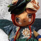 """Куклы и игрушки ручной работы. Ярмарка Мастеров - ручная работа """"Агата"""". Кукла из ткани.. Handmade."""