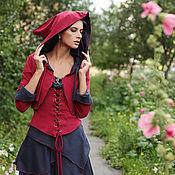 """Одежда ручной работы. Ярмарка Мастеров - ручная работа Мультисэт """"Красная шапочка"""". Handmade."""